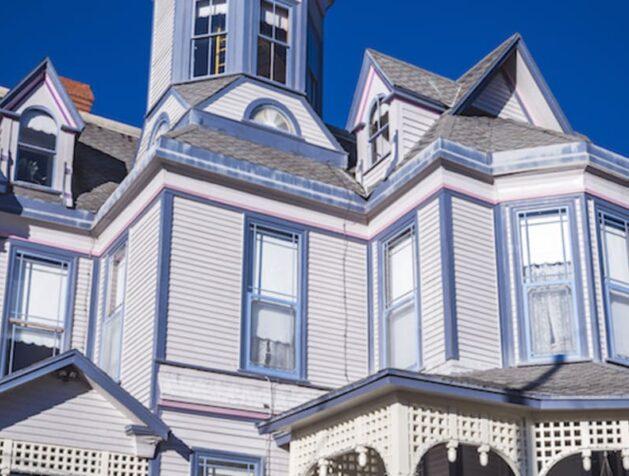 Home, Grand Gables Inn