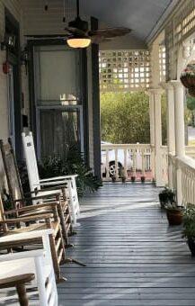 Gallery, Grand Gables Inn